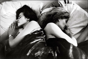 """The Sleepers"" by Sophie Calle"