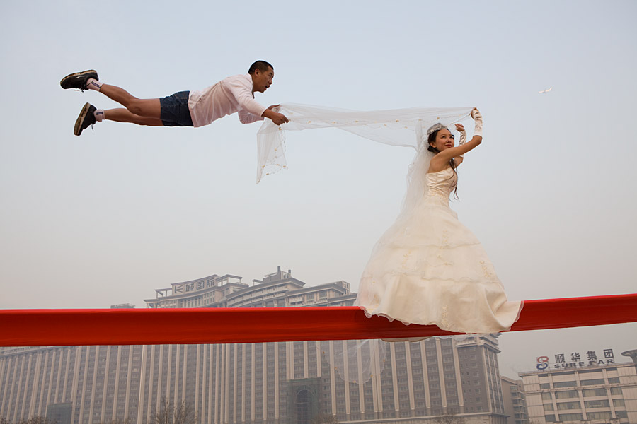 """Love at the Ribbons"" by Li Wei"