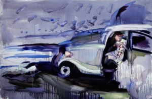 """Bonnie and Clyde"" by Tomas Nemec 