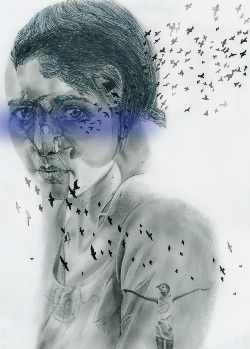"Gaia Altari, ""In my mold"""