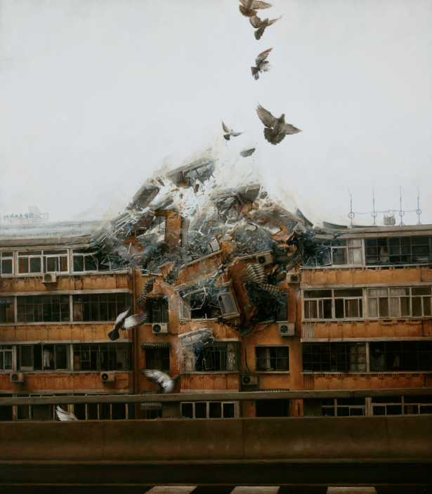 """Begin Again"" by Jeremy Geddes"