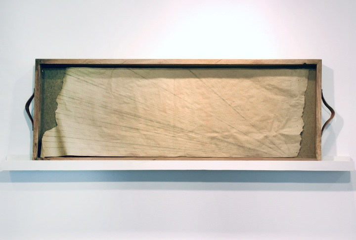 """Water, Seeping"" by John Cummins and Aron Fischer 