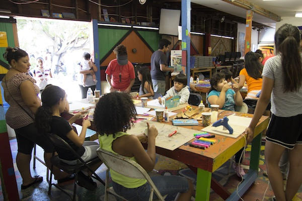 Children's Art Workshop